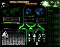 Hacker Operating System Design by fatihdmrg