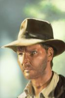 Indy Speedpaint by thesadpencil