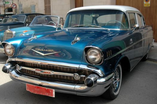 Chevrolet by guillem