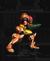 Samus HD Full by Billysan291