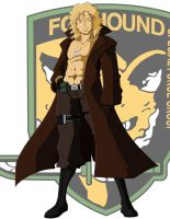 Liquid Snake by halfro