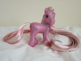custom my little pony celtic pink by thebluemaiden