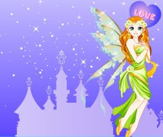 Another Fairy dress up by Brandee-Ssj-Doll