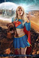 Supergirl: Wizard of Oz Tribute - DC Comics by WhiteLemon