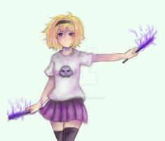 COLLAB- Rose Lalonde Homestuck by SophiaAmeena