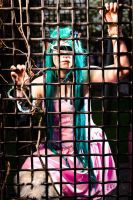 DWC - Caged by 9kitsune9