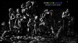 Forever Jacob cast by SkyFinch