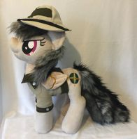 Daring Do Plushie by Pinkamoone