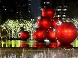 Christmas In The City by BamaBelle2012