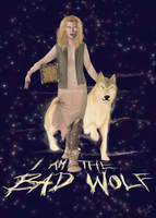 Are You Afraid of the Big Bad Wolf, Doctor? by pieMASSACRE