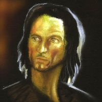 Aragorn from LOTR by PauloDuqueFrade
