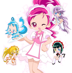 Heartcatch DoReMi by MagicallyBlue