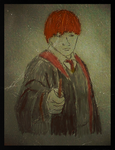 Ron Weasley by ChrisoneKrux