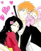 Ichiruki family by kitsune23star