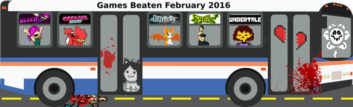 Game Beaten Feb 2016. by elvenbladerogue