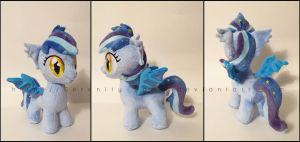 Plushie: Filly Star Struck - My Little Pony: FiM by Serenity-Sama
