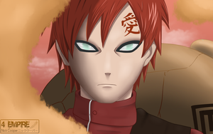 Subaku no Gaara by 4empire