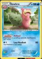 THE WORST POKEMON CARD EVER MADE! by SuperTailsHero