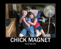 Chick Magnet by brittoniawhite