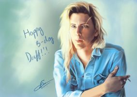Duff McKagan's B-Day by kiona-sko