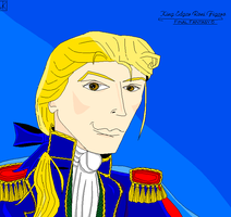 King of Figaro by Captain-Chaotica
