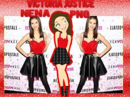 Nena PNG - Victoria Justice by KarlaQuintana
