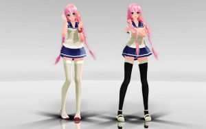 MMD Tda SPL Luka Download !! by InoriAruma