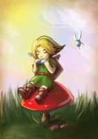 LOZ - melody of the day by ns-wen