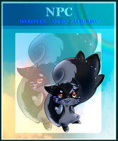 RC: Otto Dakotta of North ref pet kangchi by Pikachim-Michi