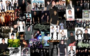 Alesana Wallpaper by XbluetoasterofdeathX