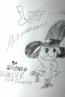 Wander (First Anniversary) by MigsGarcia5127