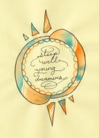 Sleep Well Young Dreamers by Orangeyyy