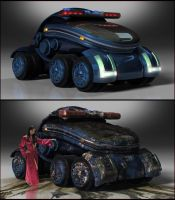 Vehicle Before and After by steve-burg