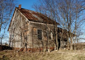 House by Stone Church Rd IV by RonTheTurtleman