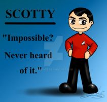 Scotty by Berende