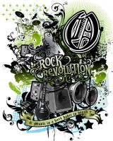Rock revolution by cipher34