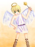 APH- Fail Angel by Kittybaka-chan