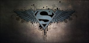 Superman Wings by KellCandido