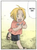 FMA Manga - Mother by killthedrummer