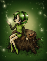 Saria by Christinies