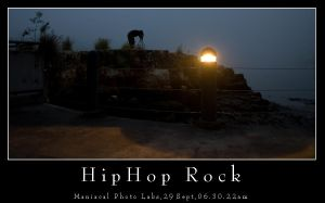 HipHop on Rock by ManiacalPhotoLabs