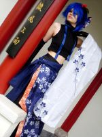 Kaito-fleeting moon flower 3 by minimi-chan