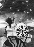meg white by and--one