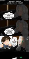 Sephiroth Studies Lesson 12 by SorceressofMalice