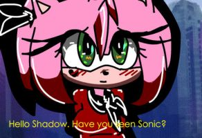 ShadAmy Gif by sonamy94fan