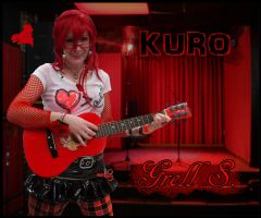 Grell the Rock Star by Saya1984