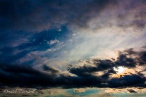 Sunset Clouds by danielbierstedt