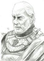 Tywin Lannister by royalsmiley