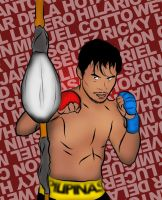 Manny Pacquiao by elsabog