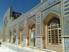 Friday Mosque of Herat, Afghanistan by sDoost